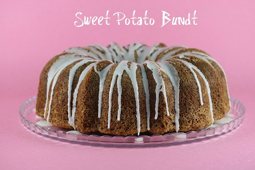 Sweet Potato Bundt - I Like Big Bundts | by Food Librarian