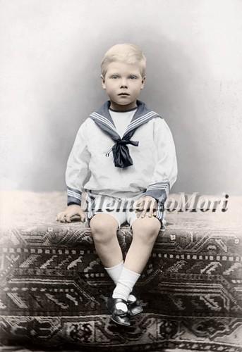 Young Edward VIII, later Duke of Windsor | © COPYRIGHT ...