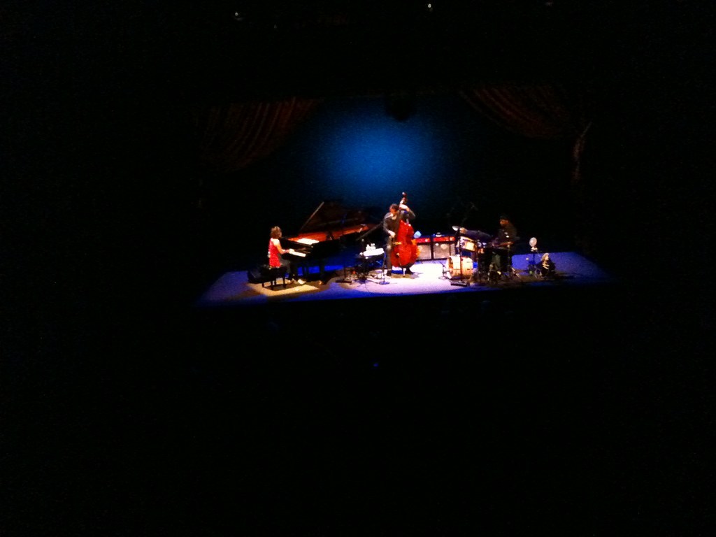 Stanley Clarke Trio Hiromi Amp Lenny White Live At The