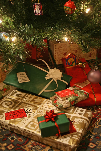 Christmas presents under the tree | Christmas presents under… | Flickr