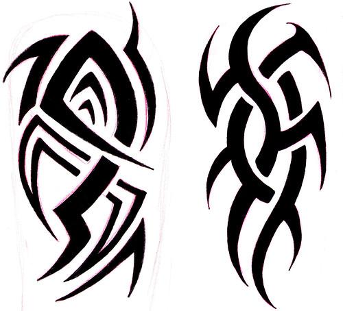 tribal designs for the arm | bobbytatt | Flickr