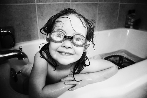 Goggles at Bath Time | by Scott_Photography