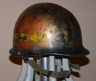 Dating WW2 m1 hjelmer