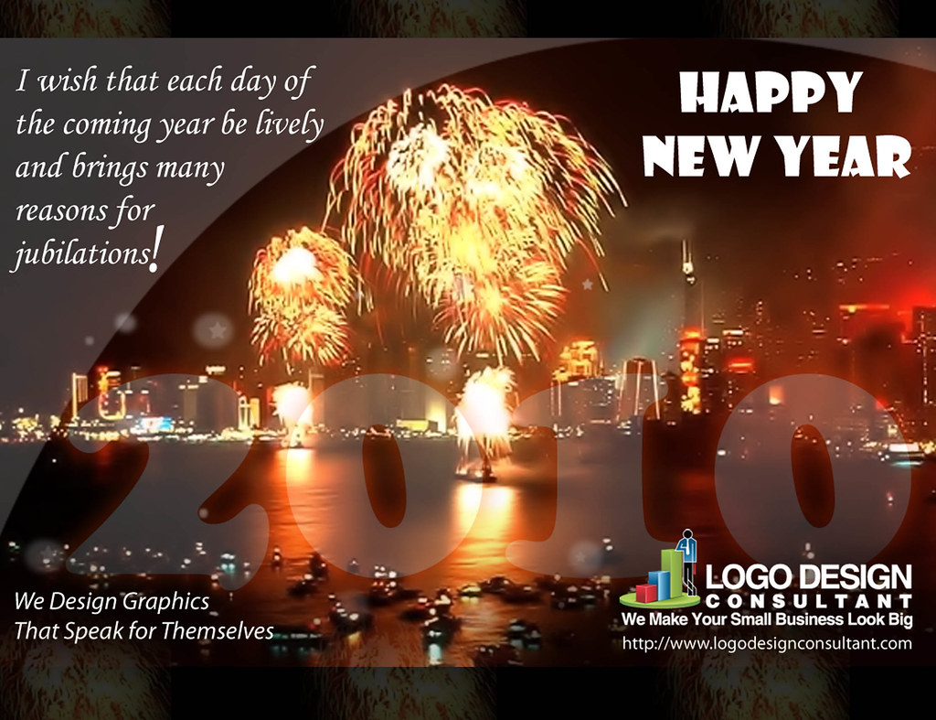 FREE Happy New Year Greeting E-Card 6 | Free E-Cards for New… | Flickr