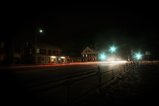 My Town at Night | by Patrick Campagnone