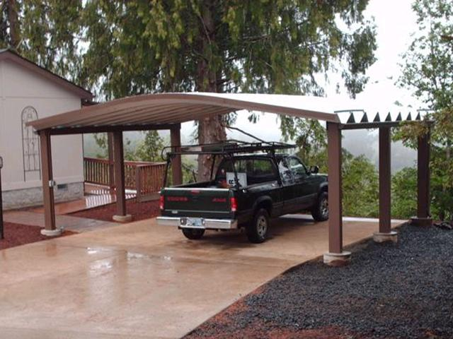 Steelmaster steel double carport steelmaster steel for Carports and garages
