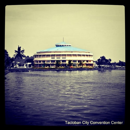 Tacloban City Convention Center | by kixjavier