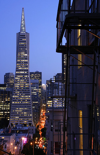 Transamerica Pyramid | by david.bank (www.david-bank.com)