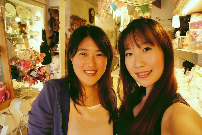 【美食】Mei cafe 女孩們會想一去再去的鄉村ZAKKA珈琲館