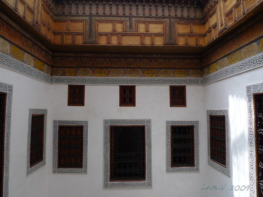 dar zarafa cette maison traditionnelle marocaine du xvii m flickr. Black Bedroom Furniture Sets. Home Design Ideas
