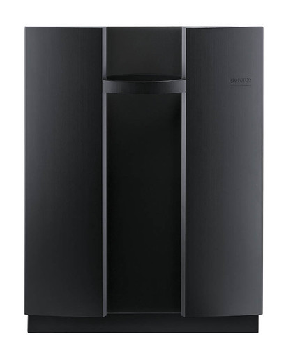 gorenje pininfarina black dishwasher decor pannel dfg 2072. Black Bedroom Furniture Sets. Home Design Ideas
