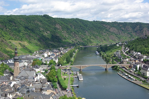 The Mosel at Cochem | by The Hungry Cyclist