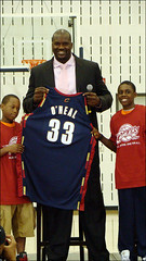 Shaq Press Conference 20090702 | by Cavs History