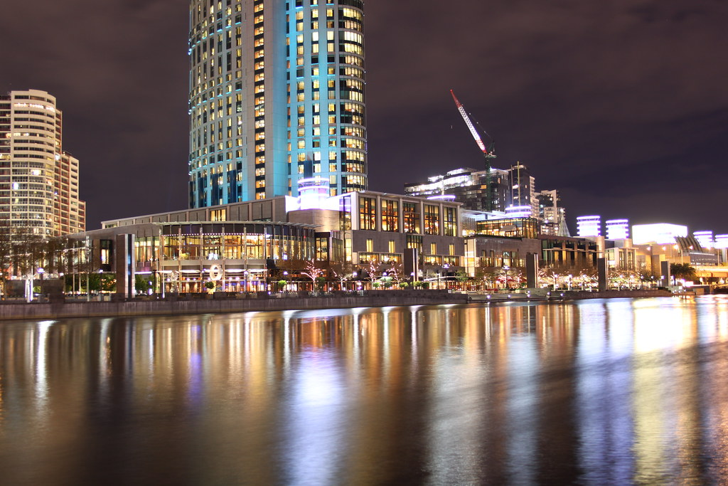 Crown casino showing soccer