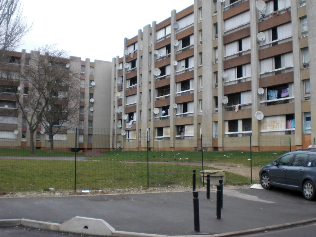 les 3000 aulnay sous bois this is where tricky made is v u2026 Flickr # Encombrants Aulnay Sous Bois