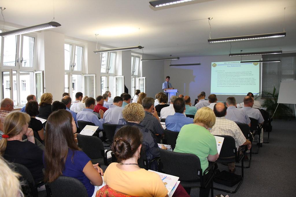 Usace Imcom Host Training Workshop On Better Business Pra