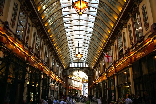 Leadenhall Market | by jrodmanjr