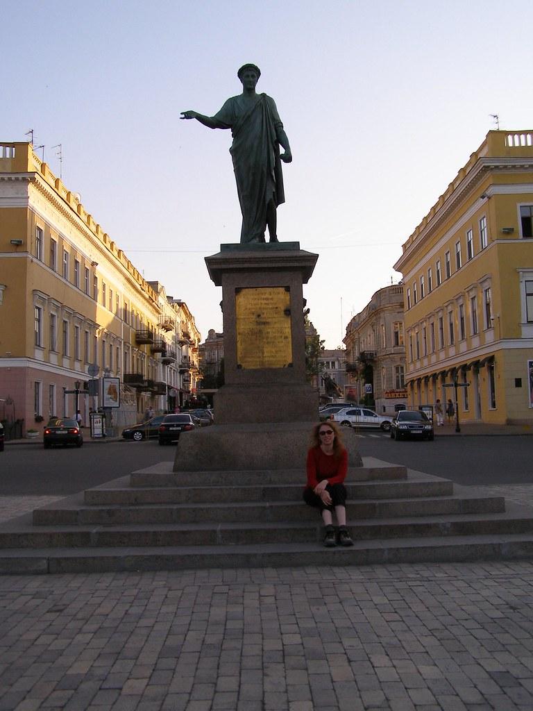 Odessa's Duke de Riche...