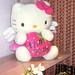 Hello Kitty ♥ strawberry angel