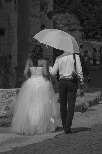 The bride and the gentleman | by Stefano Mazzone