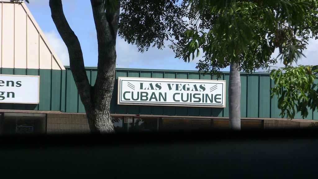Las Vegas Cuban Cuisine Miami Beach Fl