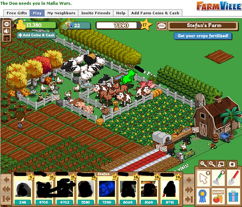 FarmVille ist Braun-Weiss! | by Switched2 kiezkicker.ipernity.com