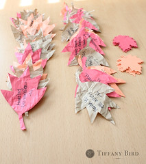 piles of leaves | by Simply Modern Mom