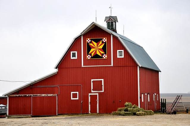 Iowa Country Barn Quilt Flickr - Photo Sharing!