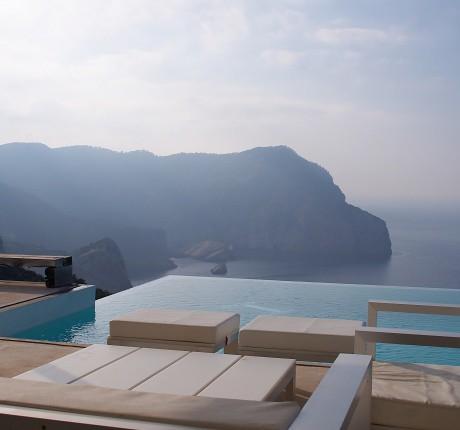Luxury Villa Ibiza Island Mediterranean Sea Villas