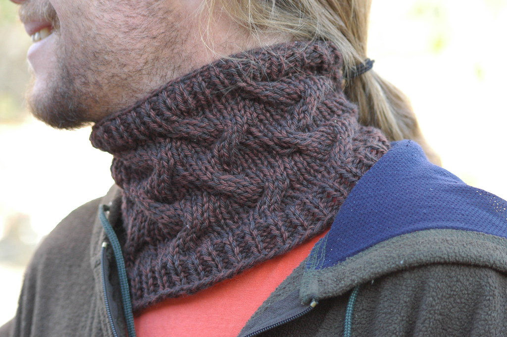 Mens Star Crossed Cowl Free Pattern Elementalstitchesty Flickr