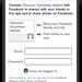 Settings for Facebook (logging in)