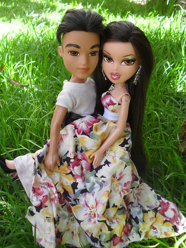 Cade and Sabina! :) | by *TheBratzaddict*
