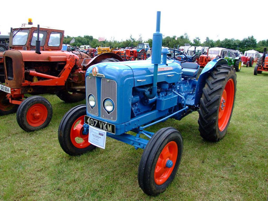Fordson Super Major Fordson Super Major Dover Country