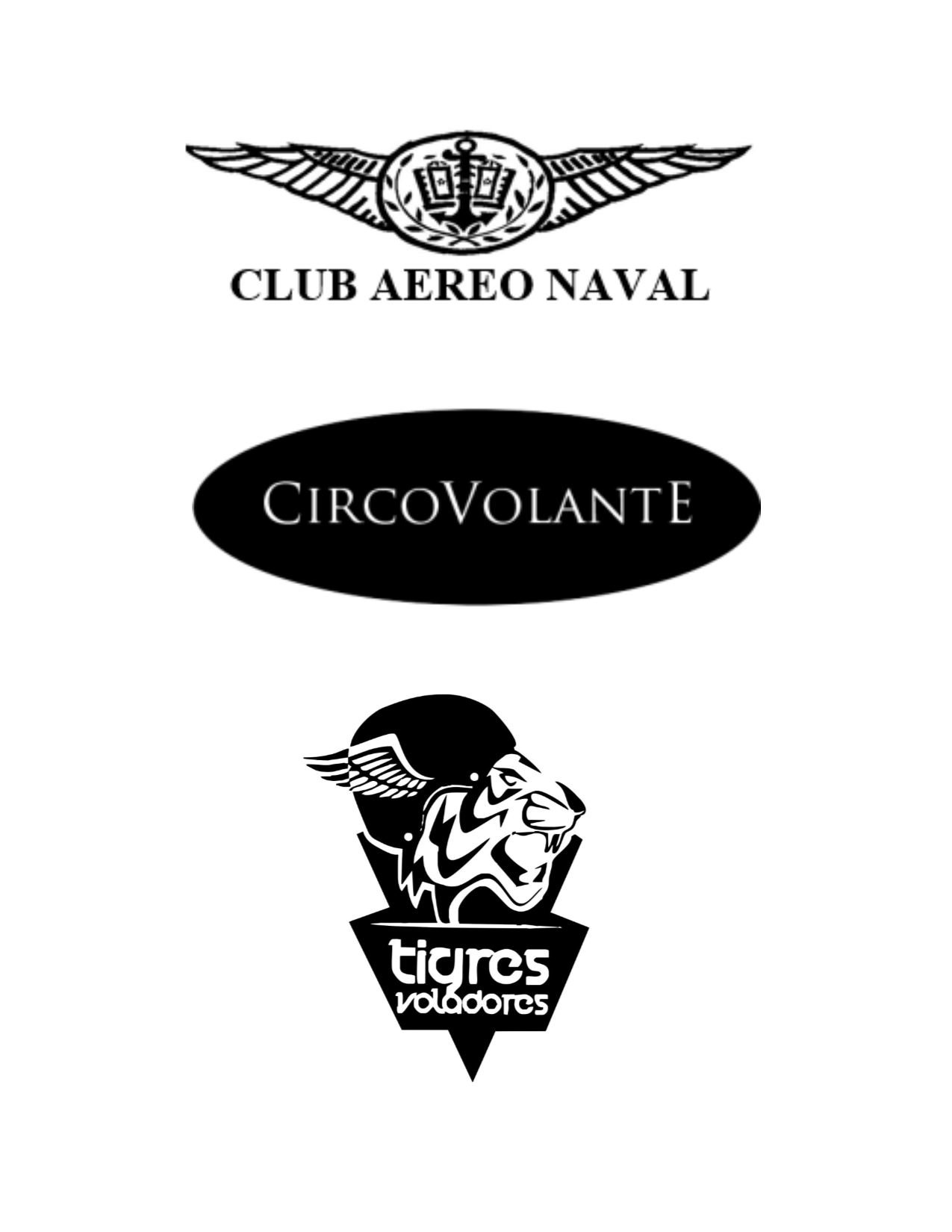 3 clubes mas