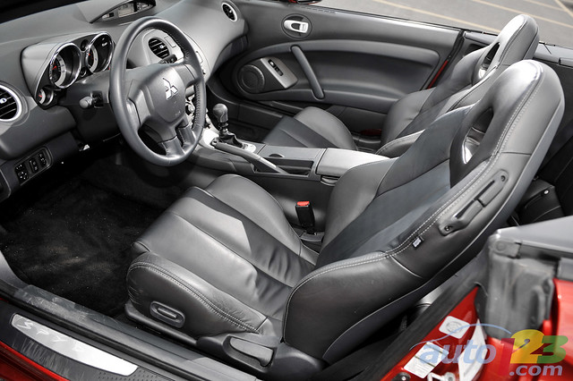 2009 Mitsubishi Eclipse Spyder Gt P Read A Detailed Review Flickr
