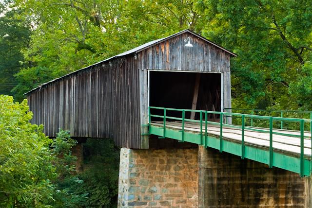covered bridges in georgia