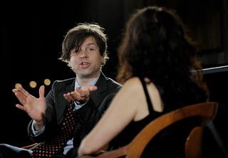 Ryan Adams and Mary-Louise Parker: Why Poetry Matters | by LIVEfromtheNYPL