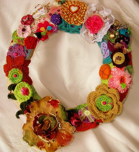 Grinalda (Guirlanda) - wreath | by Oh!.. So cute!