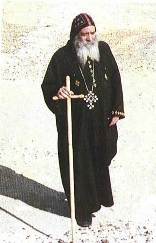 H.H. Pope Shenouda (463) | by lacopts
