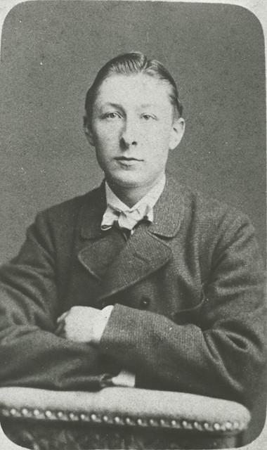 Pieter Jelles Troelstra 1882 Collectie Tresoar Iisg