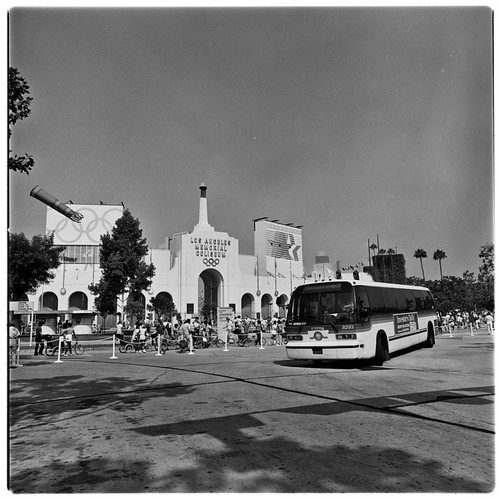SCRTD - 1984 Olympics Activity RTD_1391_28 | by Metro Transportation Library and Archive