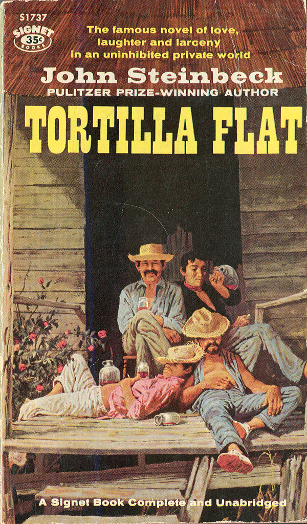 Image result for tortilla flat