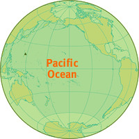 Pacific Ocean Location Map | Location map for the Pacific Oc… | Flickr