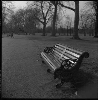 Hyde Park Bench | by boncey