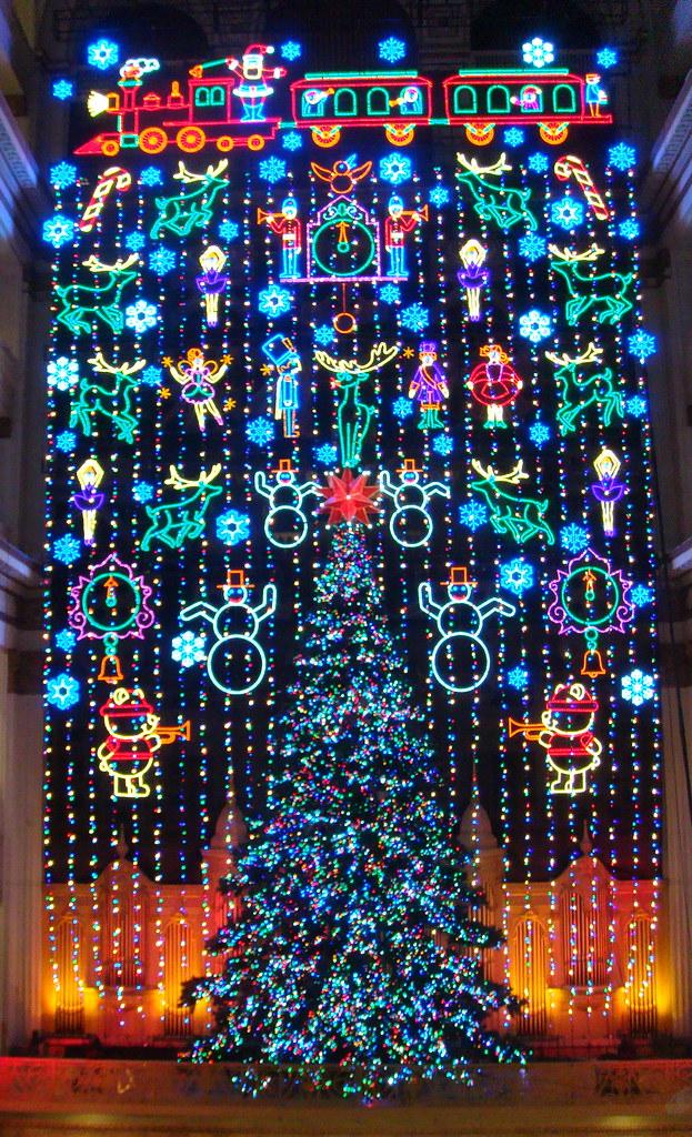 Camera Store Philadelphia >> Macy's Holiday Light Show - Philadelphia | The Holiday Light… | Flickr