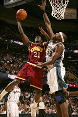 J.J. Hickson | by Cavs History