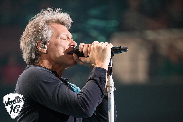Bon Jovi - Bon Secours Wellness Arena - 2.8.17 --0906