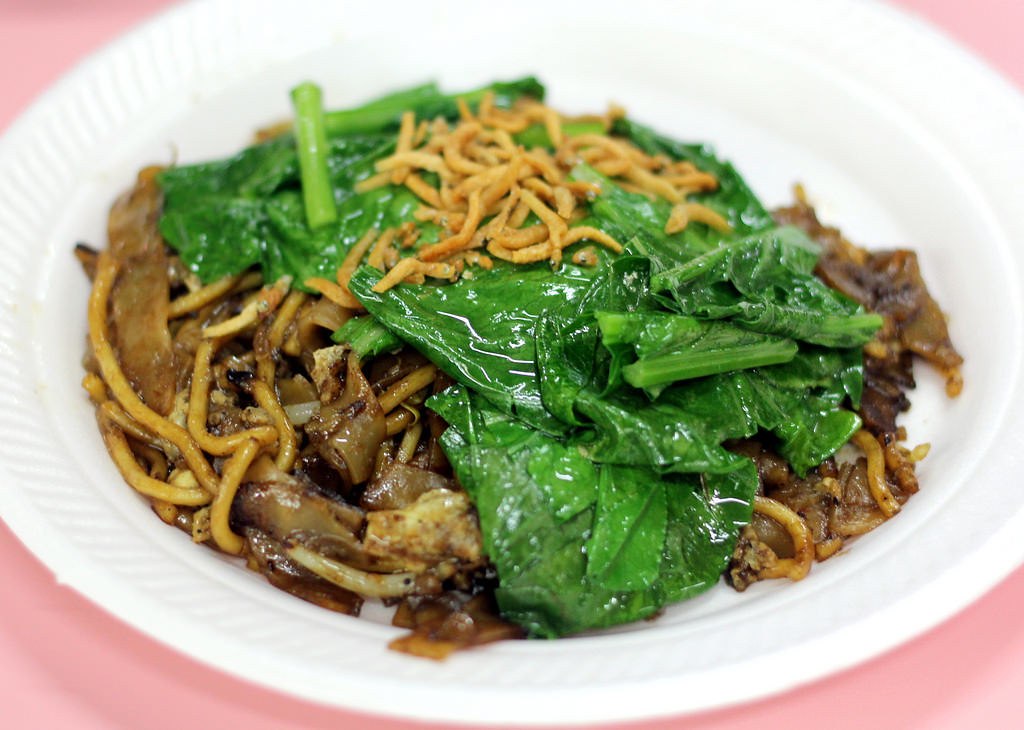 Golden Mile Food Centre Char Kway Teow