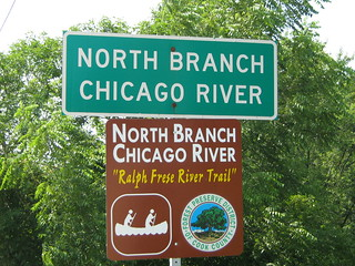 North Branch Chicago River Trail | by Zol87
