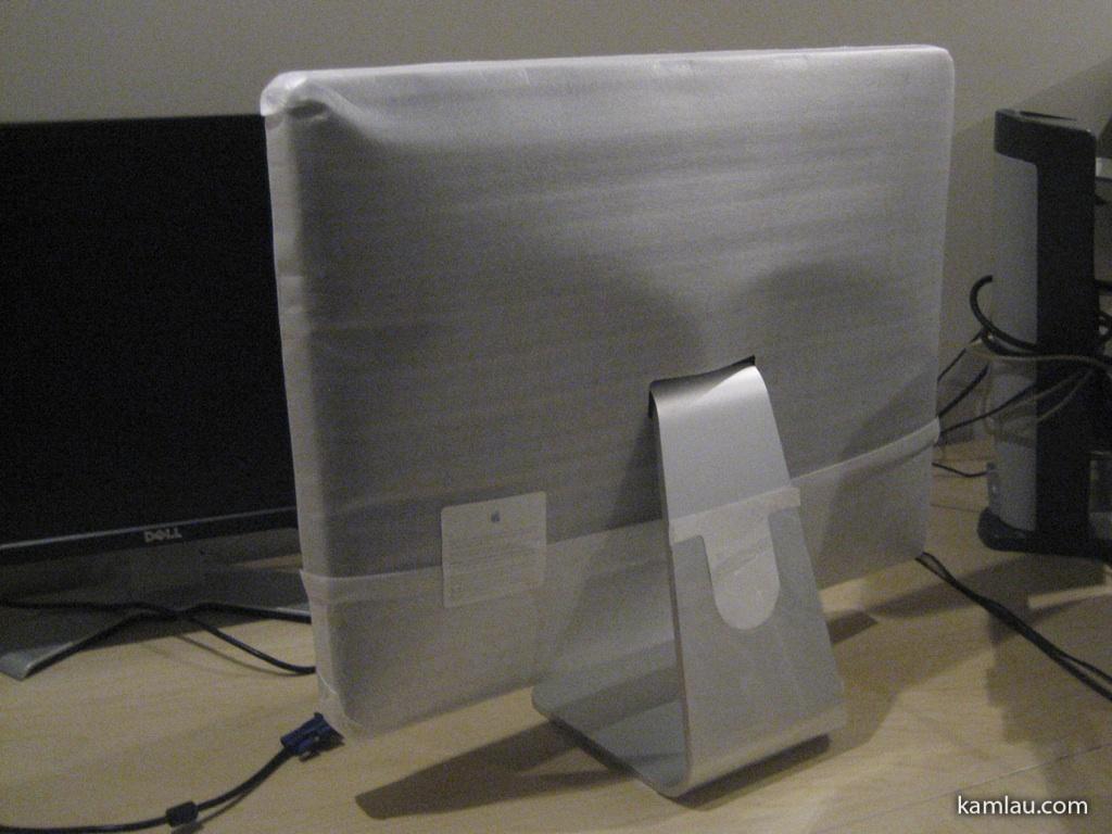 Refurbished iMac by you.